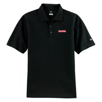 Craftsman Men's Nike Golf Dri-FIT Pique II Polo - Black
