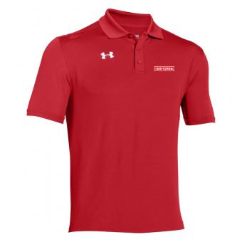 Craftsman Men's UA Performance Polo - Red