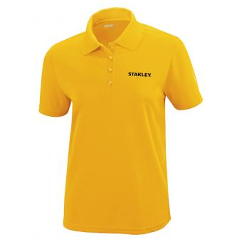 Stanley Women's Performance Polo - Yellow