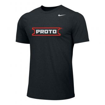 Proto Nike Men's Performance T-Shirt - Black