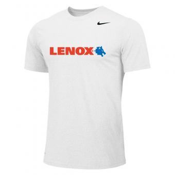 Lenox Nike Men's Performance T-Shirt - White