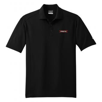 Proto Men's Nike Performance Polo - Black