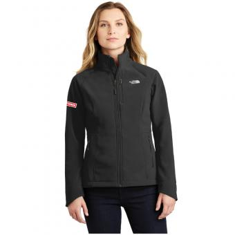 Craftsman Women's North Face Jacket - Black