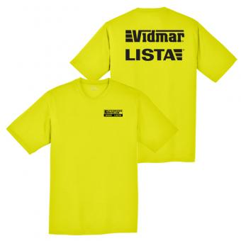 Authorized Installers High Visibility Short Sleeve Tee - Safety Yellow