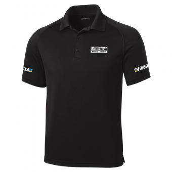 Authorized Installers Men's OGIO Performance Polo - Black